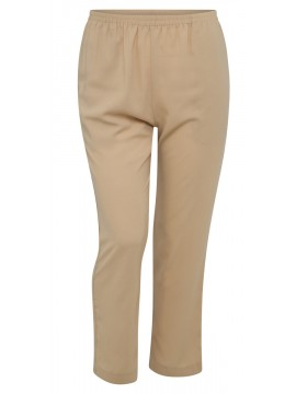 Jackie Pant with Pocket in Champagne