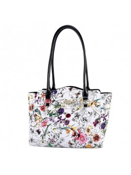 Serenade Botanics Leather Bag