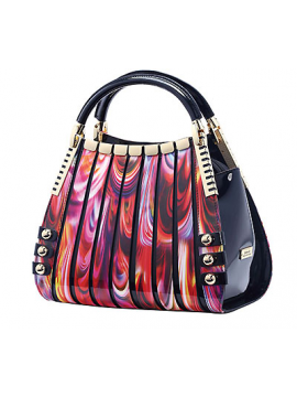 Serenade Brights Small Leather Bag