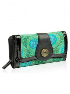SALE Patchwork Wallet