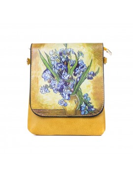 Masterpiece Iris Shoulder Bag