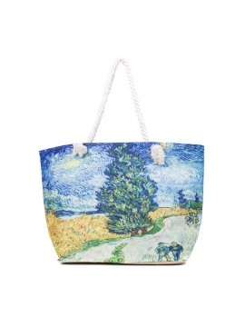 Masterpiece Fields Tote Bag