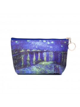 Masterpiece Water Scene Coin Purse