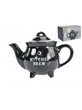Witches Brew Tea Pot in Gift Box