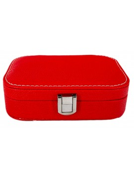 Jewellery Box Red Small