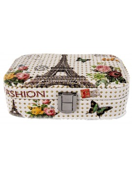 Jewellery Box Glitter Paris Small