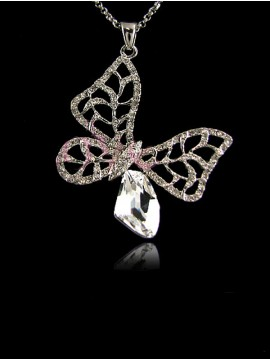 SPECIAL - Sparkling Butterfly Pendant