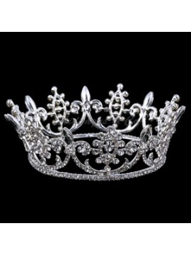 Full Crown in Silver