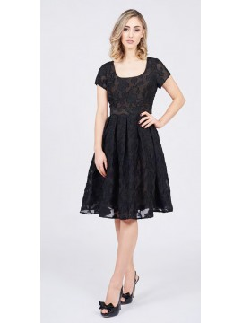 5PM Black Dress
