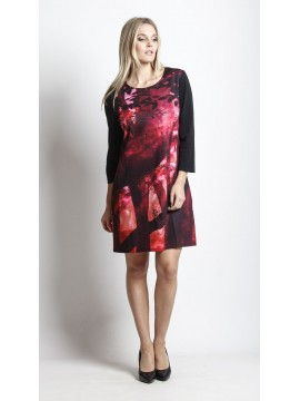 Holmes and Fallon Forest Dress