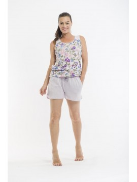 Victoria's Dream Ladies PJ Short Set