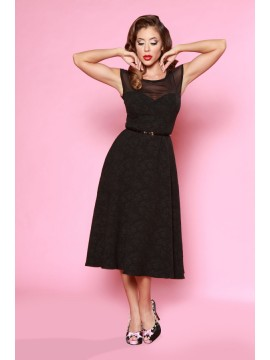 Dance with Me Vintage Style Dress