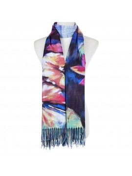 Masterpiece Waterlily Scarf