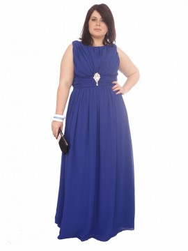 Blue Formal/Evening Dress