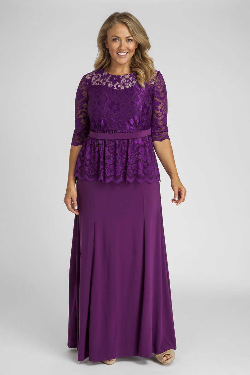 Plus Size Evening Dresses | Plus Size Evening Wear in Australia