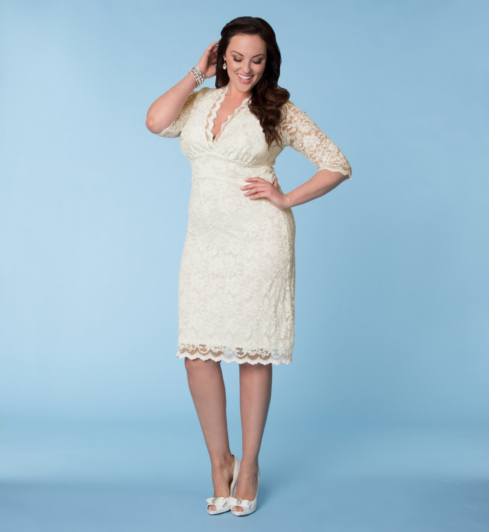 Plus Size Wedding Dresses in Australia
